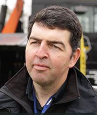 Sean Heron, Managing Director, Worlsey Plant